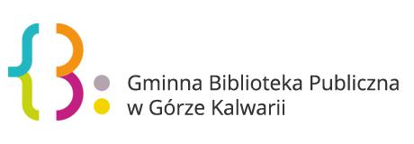 logo - Gminna Biblioteka Publiczna w Górze Kalwarii